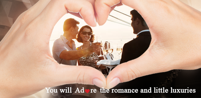 Romance on cruise ships